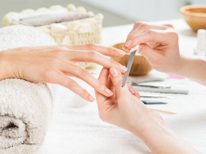 Manicure & pedicure - Esthetiek Daphné